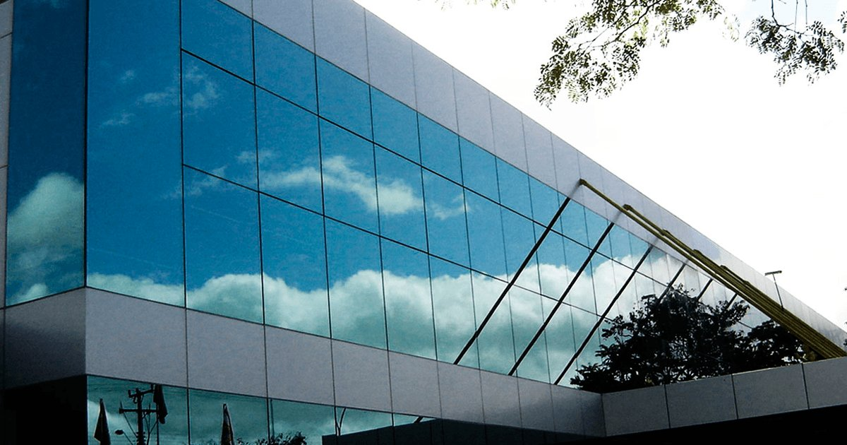 Conhecido Vidro para fachada de predio Cerquilho | Fachada de Vidro  VE72