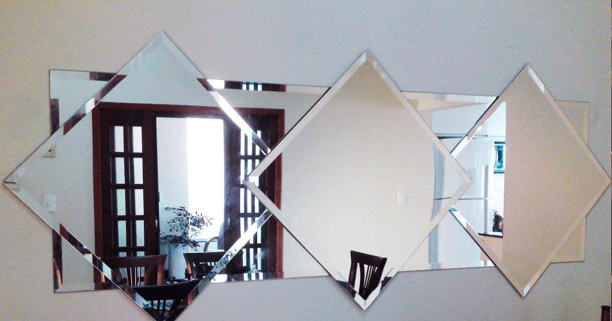 Espelhos com Bisote